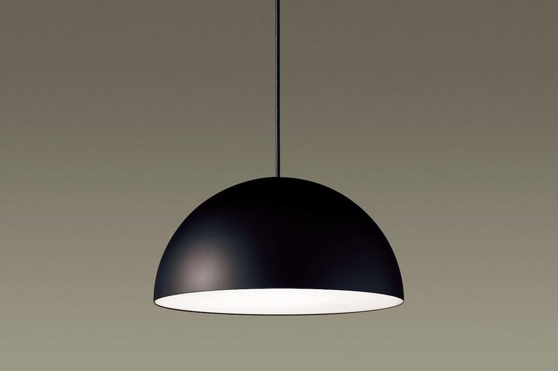 【エントリーでポイント+5倍!】[N]パナソニック LEDペンダントライト 配線ダクトライティングレール対応 電球色 ダイニング ドーム型 白熱60形1灯相当 LEDランプ付