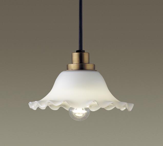 パナソニック LEDペンダントライト 直付けタイプ 電球色 ダイニング 白熱25形1灯相当 LEDランプ付