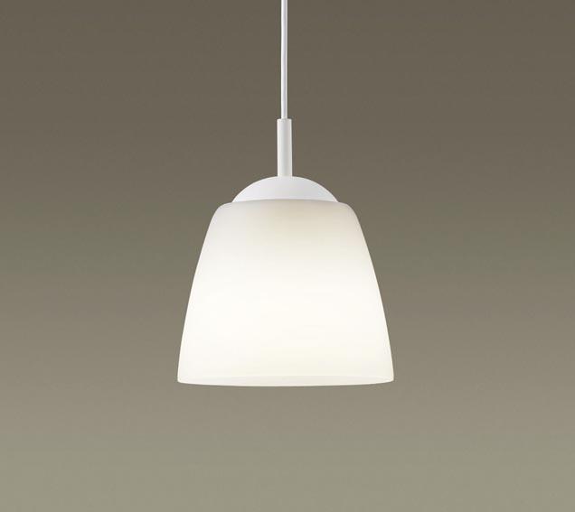 パナソニック LEDペンダントライト 直付けタイプ 電球色 クリーンアクリルセードタイプ 白熱100形1灯相当 LEDランプ付