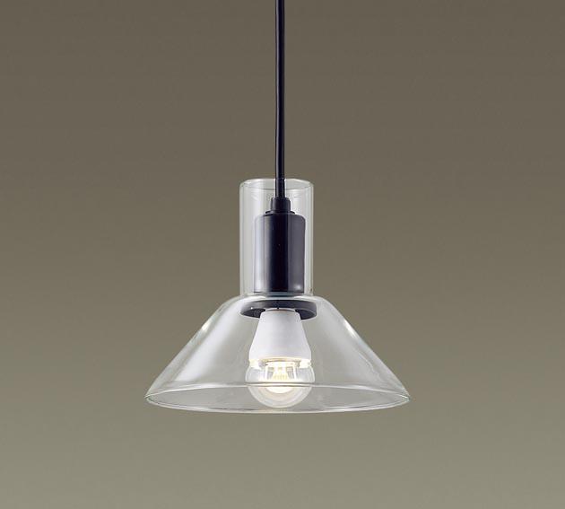 【エントリーでポイント+5倍!】[N]パナソニック LEDペンダントライト 配線ダクトライティングレール対応 電球色 ダイニング 白熱25形1灯相当 LEDランプ付