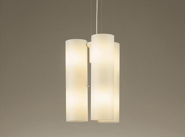パナソニック LEDペンダントライト 直付けタイプ 電球色 吹き抜け用ペンダント ~10畳 白熱100形6灯相当 LEDランプ付