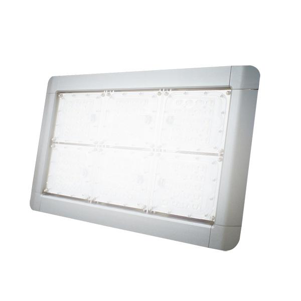 【割引クーポン配布中】在庫処分品なくなり次第終了 LED投光器 LED投光器 水銀等400W相当 消費電力120W 昼白色 配光角度75° フラットカバー 防塵防水IP67 看板照明 工場照明