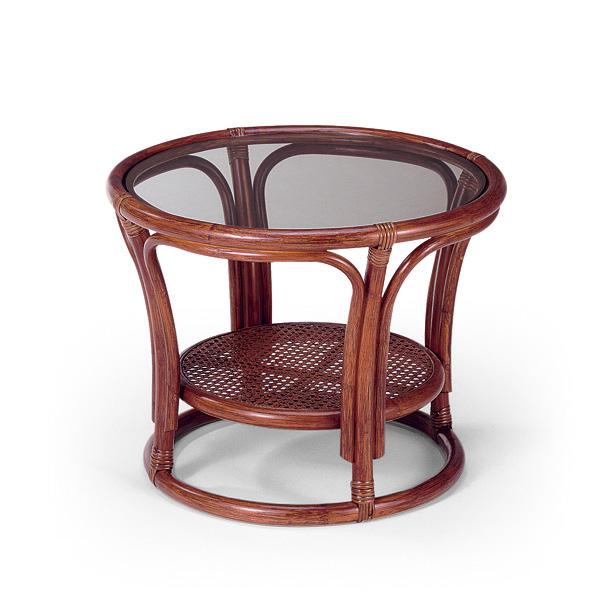 籐 ラタン 丸テーブル アジアン リゾート家具 高級ラタン エスニック バリ 高品質 温浴備品 おしゃれ 高耐久 長持ち 敬老の日