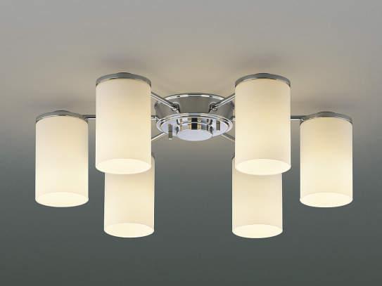 コイズミ照明 LEDシャンデリアライト ~10畳向け 2700K電球色