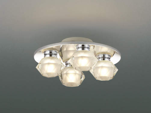 コイズミ照明 LEDシャンデリアライト ~4.5畳向け 2700K電球色