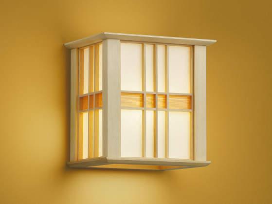 コイズミ照明 LEDブラケットライト 和風 壁面照明 2700K電球色