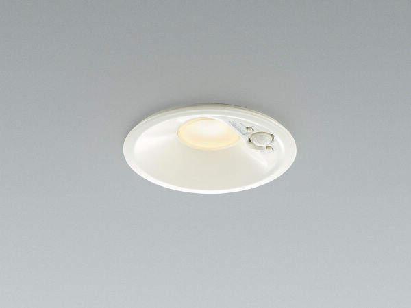 コイズミ照明 LEDダウンライト SB形断熱材対応 人感センサー付 2700K電球色