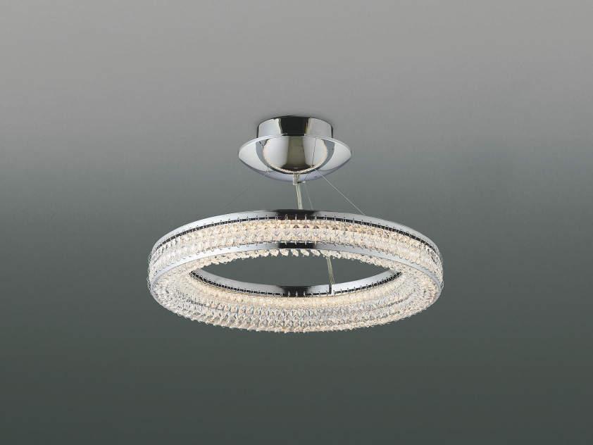 コイズミ照明 LEDシーリングライト ~8畳向け 2700K電球色