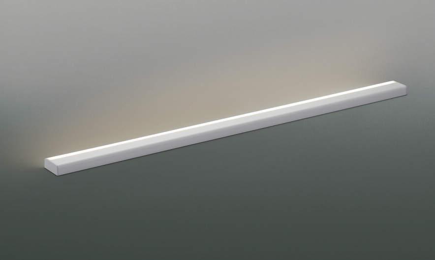 コイズミ照明 LED間接照明器具 LEDバーライト 1248mm 3000K電球色 調光不可