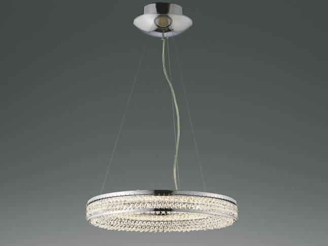 コイズミ照明 LEDペンダントライト ガラス ~8畳向け 2700K電球色