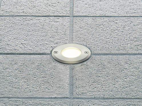 コイズミ照明 LED地中埋込器具 屋外 2700K電球色