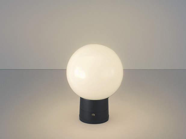 コイズミ照明 LED玄関灯 門柱灯 屋外 自動点滅器付 2700K電球色