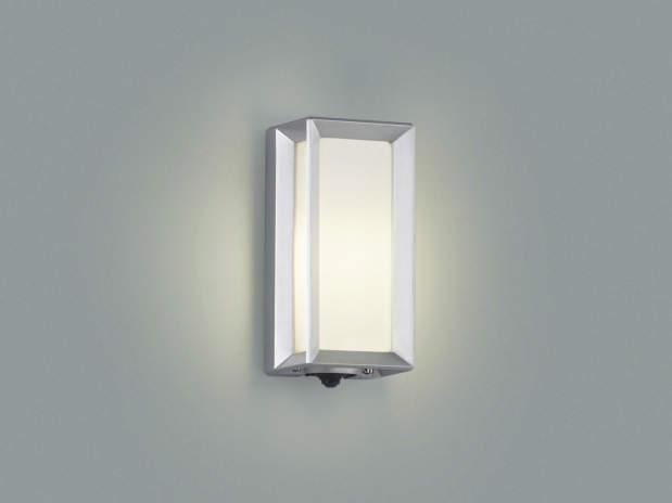 コイズミ照明 LED玄関灯 門柱灯 屋外 人感センサー付 2700K電球色