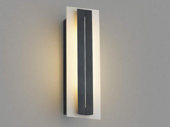 コイズミ照明 LED防雨ブラケットライト 玄関灯 屋外 2700K電球色