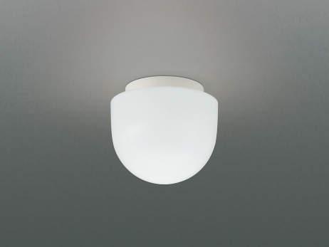 コイズミ照明 LED防雨防湿シーリングライト 光色切替 電球色 昼光色