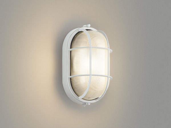 コイズミ照明 LED防湿ブラケットライト 玄関灯 アンティーク 屋外 2700K電球色