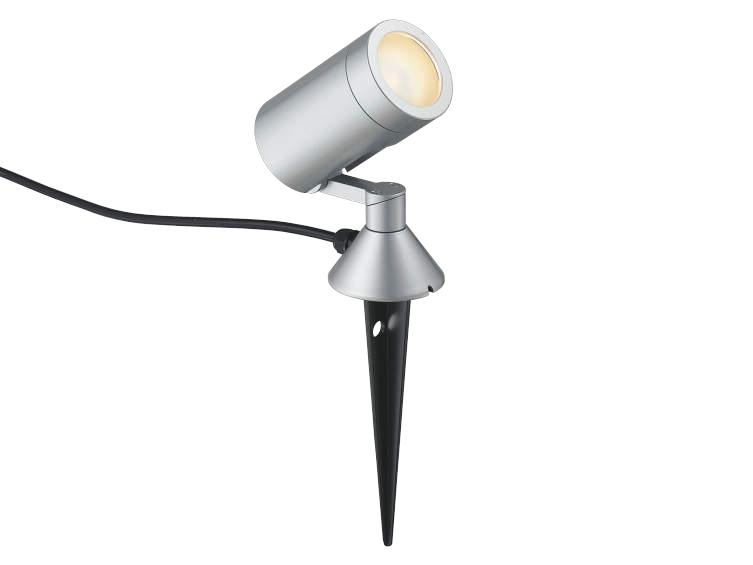 コイズミ照明 LEDガーデンスポットライト 屋外 2700K電球色