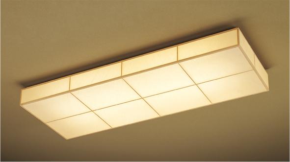 遠藤照明 ENDO LED和風天井照明器具 灯具ランプセット 和モダン 直管LED蛍光灯 40W型直付器具 灯具 温白色3500Kランプセット