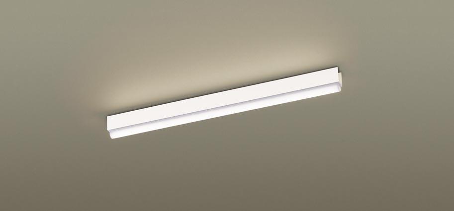 【エントリーでポイント+5倍!】[N]パナソニック天井直付型・壁直付型・据置取付型 LED(温白色) 美ルック・拡散タイプ・単体・連結時終端用 調光可 L600タイプ