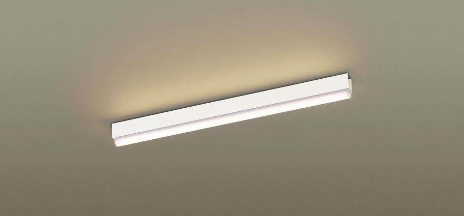 パナソニック天井直付型・壁直付型・据置取付型 LED(電球色) 美ルック・拡散タイプ・単体・連結時終端用 調光可 L600タイプ