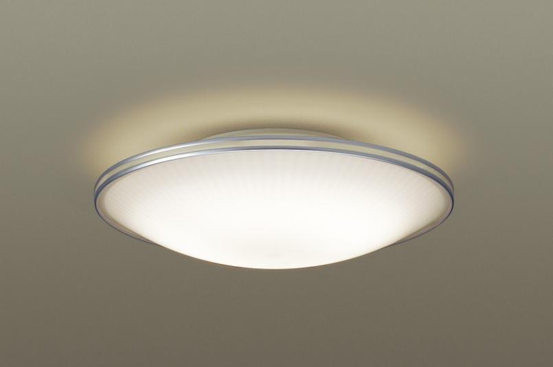 【エントリーでポイント+5倍!】[N]パナソニック天井直付型 LED(電球色) シーリングライト 拡散タイプ 白熱電球100形1灯器具相当