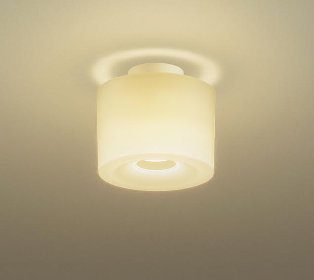 パナソニックLED(電球色) 小型シーリングライト 美ルック・拡散タイプ 小型 白熱電球60形1灯器具相当