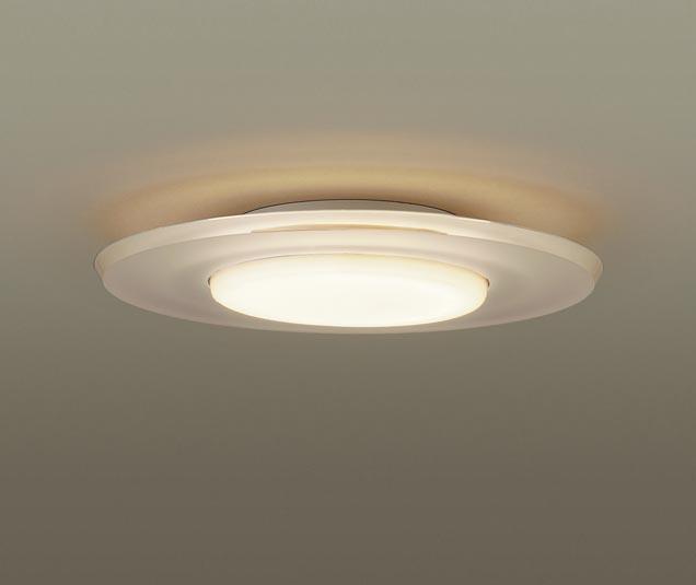 パナソニック天井直付型・壁直付型 LED(電球色) シーリングライト 拡散タイプ 調光可 パネルミナ 小型 白熱電球60形1灯器具相当