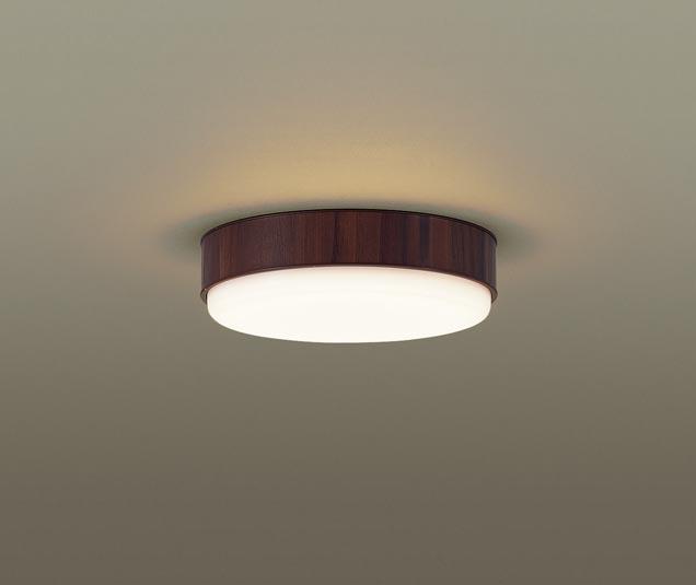 パナソニック天井直付型・壁直付型 LED(電球色) 小型シーリングライト・ブラケット 拡散タイプ 調光可 パネルミナ 小型 白熱電球60形1灯器具相当