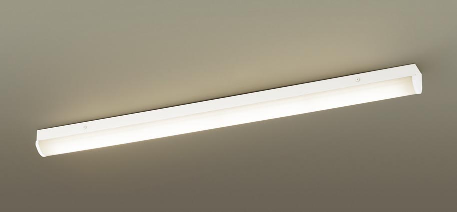 パナソニック天井直付型・壁直付型 LED(温白色) シーリングライト 拡散タイプ Hf蛍光灯32形1灯器具相当