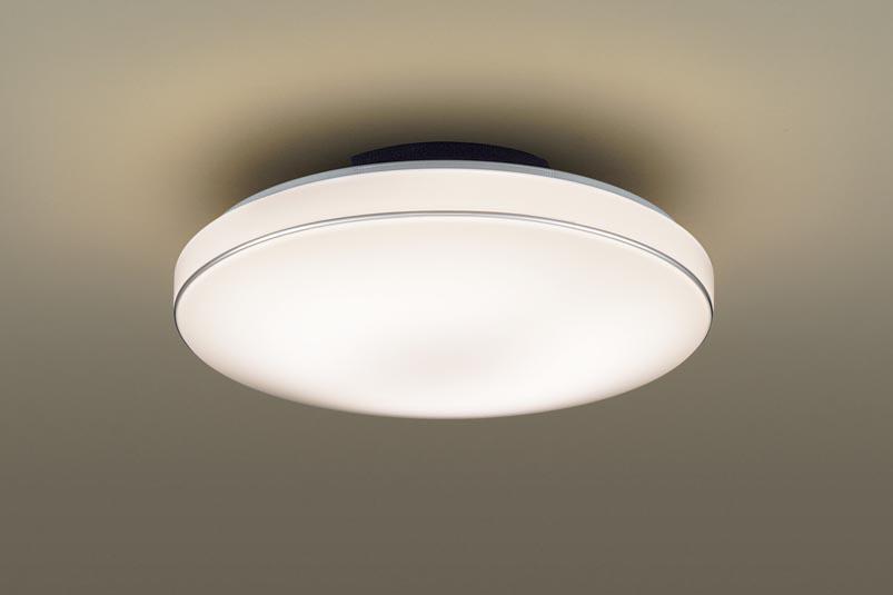 パナソニック天井直付型 LED(電球色) シーリングライト 拡散タイプ ツインパルックプレミア蛍光灯40形1灯器具相当 FHD40形