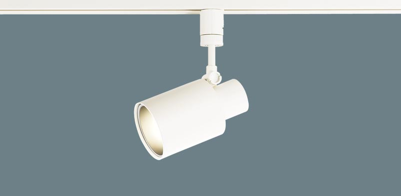【エントリーでポイント+5倍!】[N]パナソニック配線ダクト取付型 LED(電球色) スポットライト 白熱電球60形1灯器具相当 ランプ付き