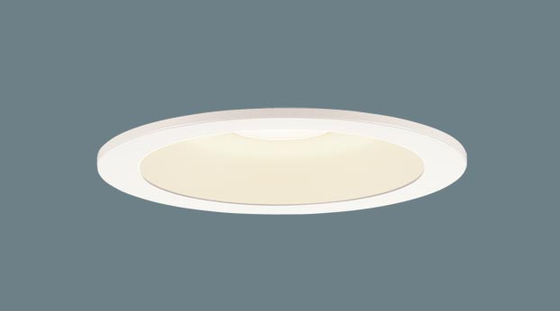 パナソニックLEDダウンライト 調色 浅型8H・高気密SB形・拡散タイプ(マイルド配光) 調光可 埋込穴φ125 白熱電球100形1灯器具相当