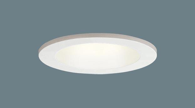 パナソニック天井埋込型 LED(電球色) ダウンライト 美ルック・浅型10H・高気密SGI形・ビーム角24度・集光タイプ 調光可 埋込穴φ85 パネル付型