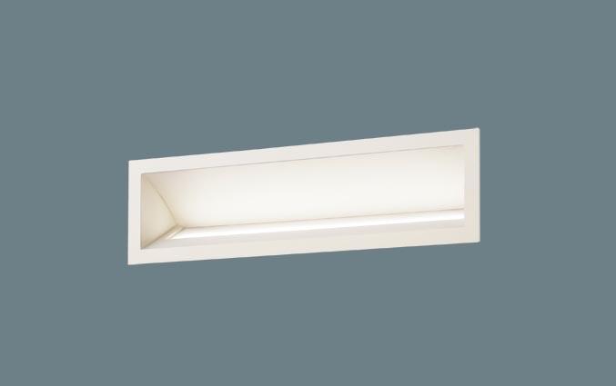 【エントリーでポイント+5倍!】[N]パナソニック天井埋込型・壁埋込型 LED(温白色) ブラケット 美ルック・拡散タイプ 調光可 白熱電球60形1灯器具相当