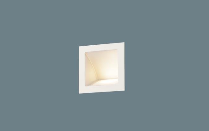 パナソニック天井埋込型・壁埋込型 LED(電球色) ブラケット 美ルック・拡散タイプ 調光可 白熱電球100形1灯器具相当
