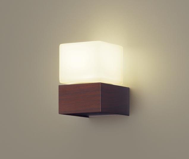 【エントリーでポイント+5倍!】[N]パナソニック壁直付型 LED(電球色) ブラケット 美ルック・拡散タイプ 白熱電球60形1灯器具相当