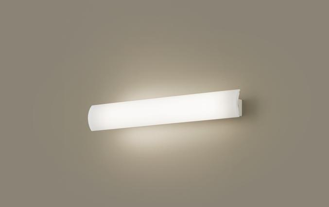 【エントリーでポイント+5倍!】[N]パナソニック壁直付型 LED(温白色) ブラケット 美ルック・照射方向可動型・拡散タイプ 調光可 直管形蛍光灯FL20形1灯器具相当 FL20形