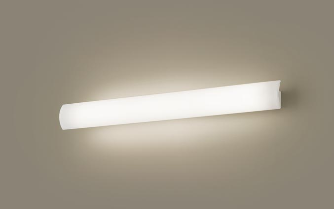 【エントリーでポイント+5倍!】[N]パナソニック壁直付型 LED(温白色) ブラケット 美ルック・照射方向可動型・拡散タイプ 調光可 直管形蛍光灯FLR40形1灯器具相当 FLR40形