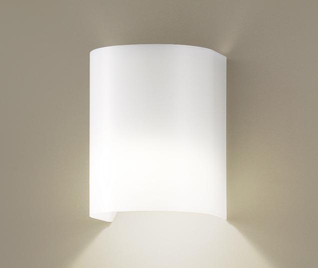 パナソニック壁直付型 LED(電球色) ブラケット 白熱電球50形1灯器具相当 50形 ランプ付き