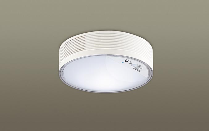 パナソニック天井直付型 LED(昼白色) シーリングライト 拡散タイプ FreePa・ON OFF型・明るさセンサ付 白熱電球60形1灯器具相当