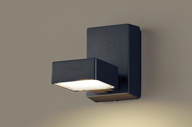 パナソニック天井直付型・壁直付型 LED(電球色) スポットライト・勝手口灯 美ルック・拡散タイプ 防雨型 パネル付型 白熱電球60形1灯器具相当