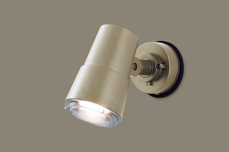 パナソニック天井直付型・壁直付型 LED(電球色) スポットライト・勝手口灯 照射面中心60形電球1灯相当 防雨型 白熱電球50形1灯器具相当 50形 ランプ付き