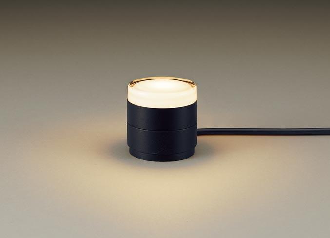 パナソニック据置取付型 LED(電球色) ガーデンライト 美ルック・拡散タイプ・スパイク付 防雨型
