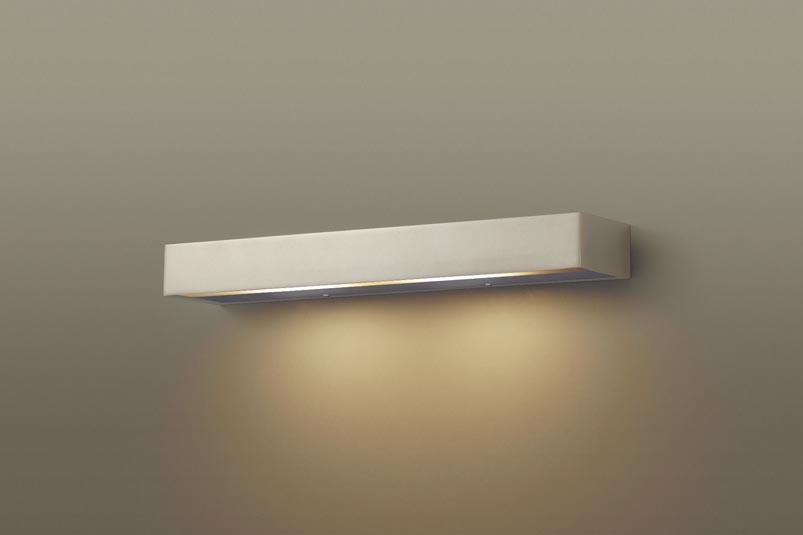 パナソニック壁直付型 LED(電球色) 表札灯 拡散タイプ 防雨型 白熱電球10形2灯器具相当 10形2灯