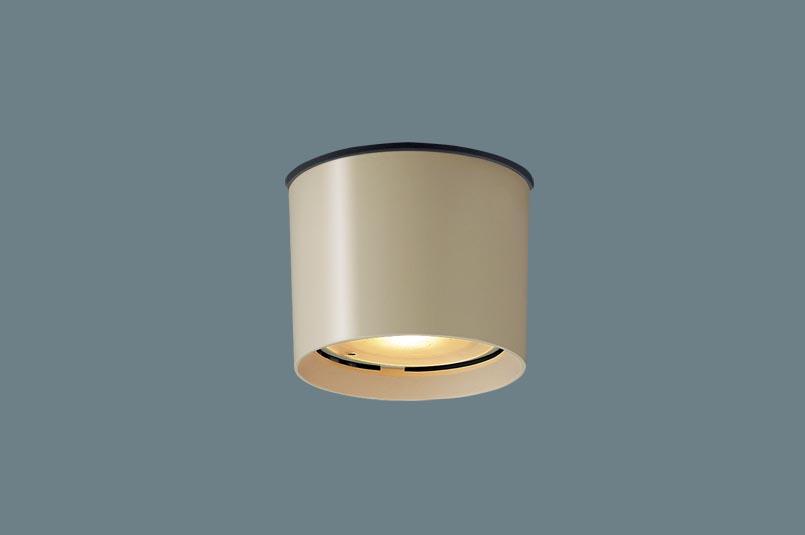 パナソニック天井直付型 LED(電球色) 軒下用ダウンシーリング 拡散タイプ 防雨型 白熱電球100形1灯器具相当