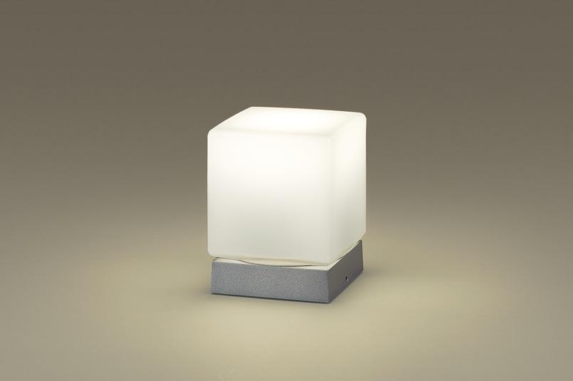 【エントリーでポイント+5倍!】[N]パナソニック壁直付型・据置取付型 LED(電球色) ポーチライト・門柱灯 防雨型 白熱電球40形1灯器具相当 ランプ付き
