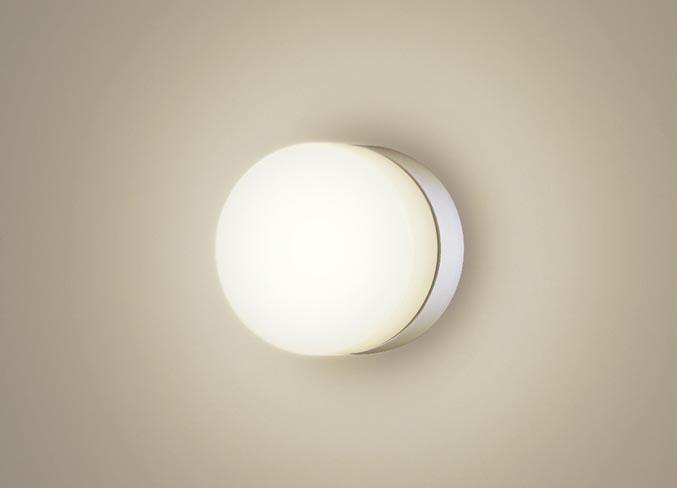 パナソニック天井直付型・壁直付型 LED(電球色) ポーチライト 拡散タイプ 防湿型・防雨型 白熱電球40形1灯器具相当 40形