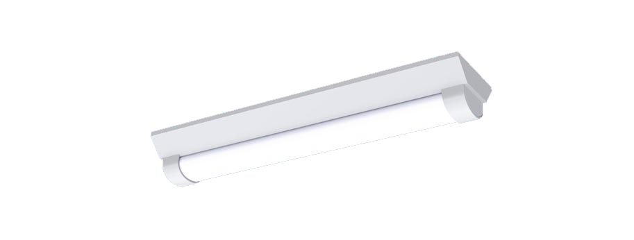 パナソニック天井直付型 20形 一体型LEDベースライト 防湿型・防雨型 Dスタイル 富士型 直管形蛍光灯FL20形2灯器具相当 FL20形・1600 lm