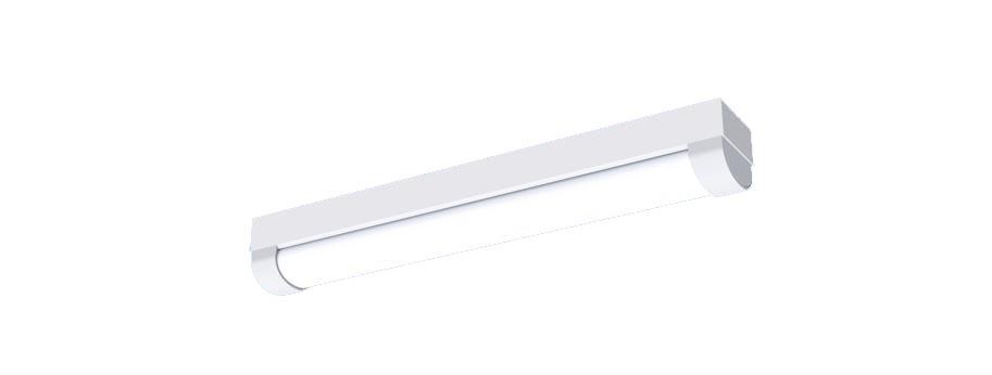 【8/1ポイント最大28倍!】パナソニック天井直付型 20形 一体型LEDベースライト 防湿型・防雨型 iスタイル ストレートタイプ 笠なし型 直管形蛍光灯FL20形2灯器具相当 FL20形・1600 lm