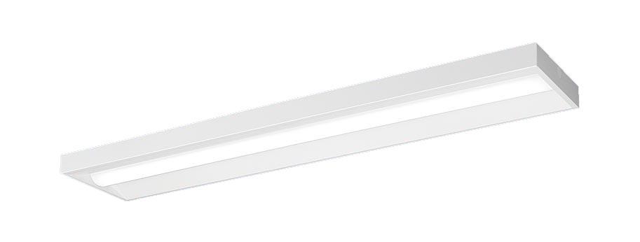 パナソニック天井直付型 40形 一体型LEDベースライト スリムベース Hf蛍光灯32形定格出力型2灯器具相当 Hf32形定格出力型・5200 lm